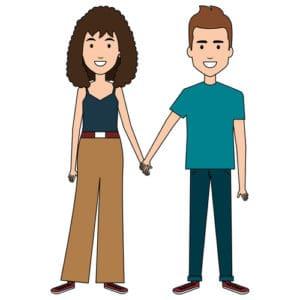 Paartherapie lässt Paare wieder Händchen halten
